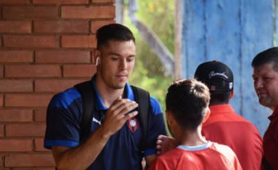 HOY / Cerro viaja a Ecuador sin dos piezas importantes