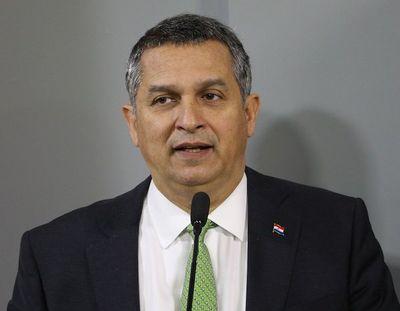 """Hugo Cáceres: """"El ministro Petta tiene la confianza del presidente"""""""