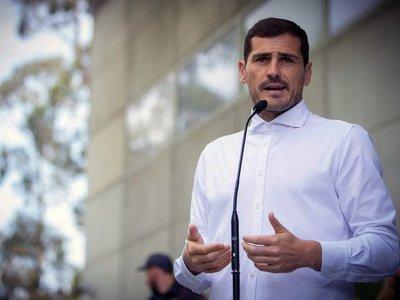 Casillas será candidato a presidencia de la Federación Española