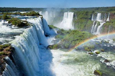 En Brasil se estudia nueva concesión para administrar las Cataratas del Iguazú
