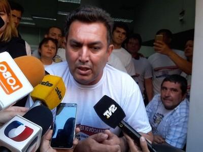 Eduardo Petta pidió disculpas solo para mantenerse en el cargo, según Silvio Piris
