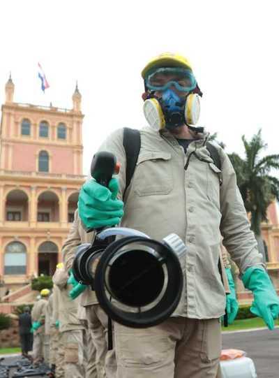 Congreso declara emergencia sanitaria por dengue en todo el país