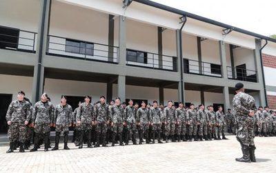 Inauguran sede de entrenamiento del Grupo Lince