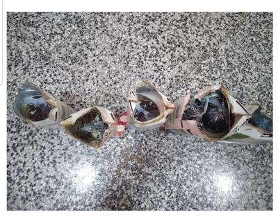 Penal de Concepción: Incautan cartones de leche que contenían bebidas alcohólicas