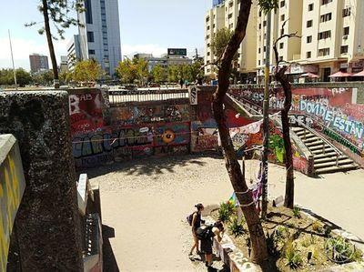 Santiago, después del estallido social
