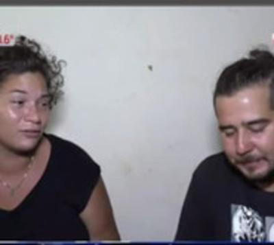 Beba muere asfixiada en Guarambaré