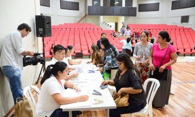 MASIVA INSCRIPCIÓN PARA CURSOS EN ESCUELA DE ARTES Y OFICIOS