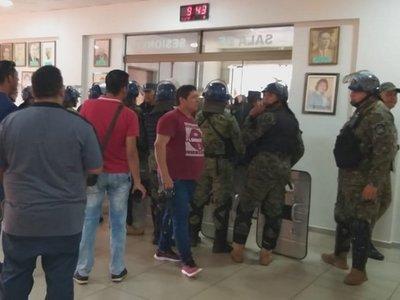 Nuevos incidentes en Junta Municipal de PJC