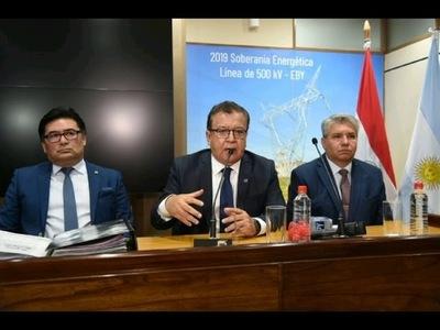 EBY AHORRARÁ GS. 16.500 MILLONES CON REORGANIZACION ADMINISTRATIVA
