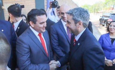 "Abdo Benítez sobre Petta: ""Asumió errores con humildad"""