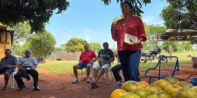SOLICITAN QUE LAS NARANJAS DE GENERAL DELGADO SEAN RECONOCIDAS COMO DENOMINACIÓN DE ORIGEN