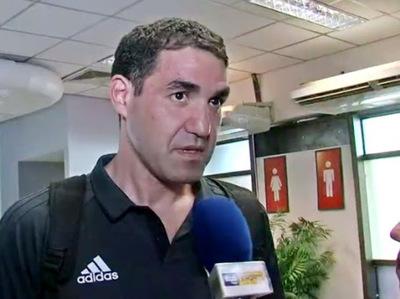 Javier Martínez se une a Libertad