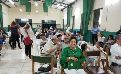 HOY / Febreristas lanzan candidatura para la Intendencia de Asunción, a la espera del consenso