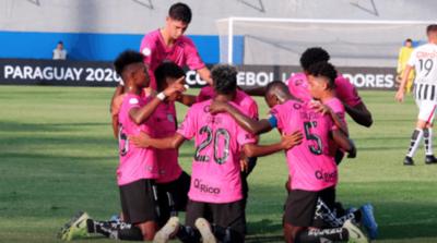 HOY / Mal estreno de Libertad en Copa Libertadores división sub 20