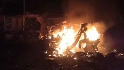 Ascienden a siete los muertos por explosión de un autobús en Colombia