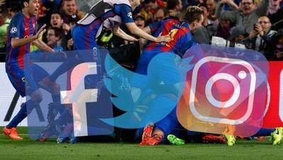 HOY / Barcelona niega la contratación de servicios para influir en redes sociales