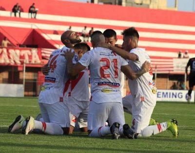 River Plate golea a Sportivo San Lorenzo en el cierre de la Fecha 5