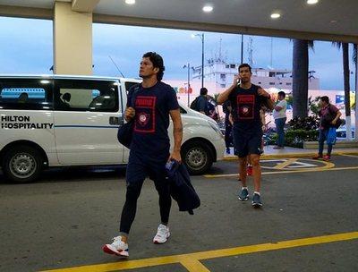 Cerro Porteño instalado en Guayaquil, espera por Barcelona