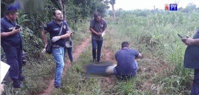Hallan cadáver con rastros de ejecución en Itapúa