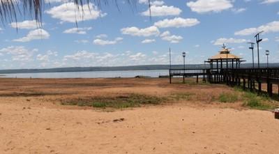 Se conforma comisión para reconstruir muro del Lago Ypacarai