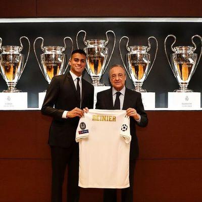 """""""Quiero ser parte de la historia del Real Madrid"""""""