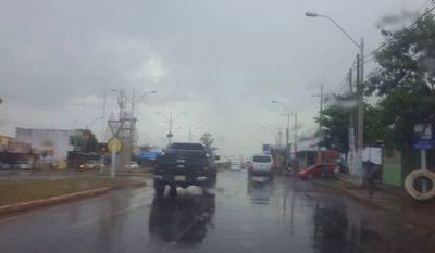 Anuncian martes caluroso y lluvias dispersas