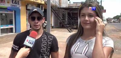 Novia de asaltado afirma que era amenazada por la ex