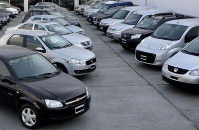 La importación de vehículos crece un 13%