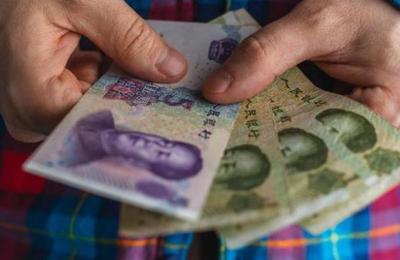 China está destruyendo y poniendo en 'cuarentena' miles de billetes por culpa del coronavirus