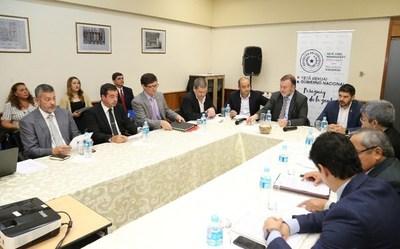 Analizan proyecto de construcción de la Universidad Politécnica Taiwán–Paraguay