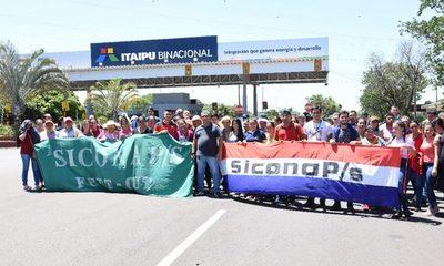 Itaipú rescinde contrato con empresa de limpieza por incumplimiento del servicio