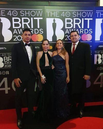 Por segundo año consecutivo Venus Media presente en Brits Awards