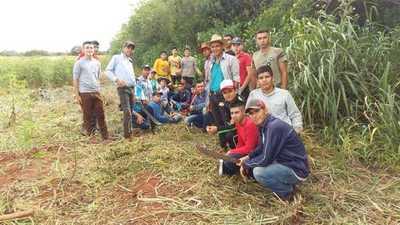 Más de 400 jóvenes rurales desean formarse en enseñanza agraria