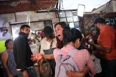 Feminicidio de una niña de 7 años sacude a México y las mujeres vuelven a tomar las calles