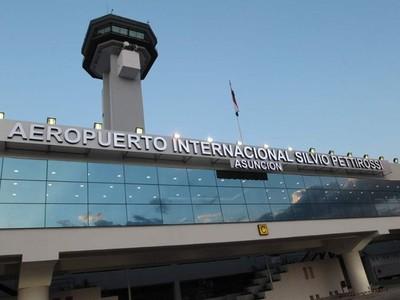 Coronavirus: vuelos que vienen de EE.UU. y Europa son monitoreados en Aeropuerto Silvio Pettirossi