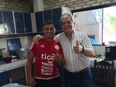 Periodista y exfutbolista son intendentables del Movimiento Esperanza Republicana de Enrique Riera