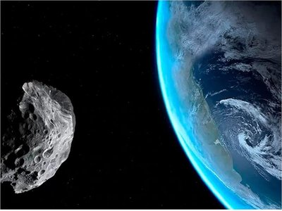 NASA advierte que un asteroide pasará este miércoles cerca de la Tierra