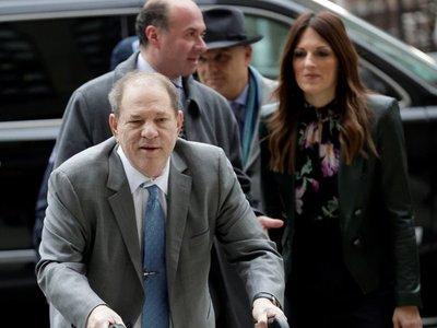 Jurado caso Weinstein comienza deliberar tras polémico artículo de la defensa