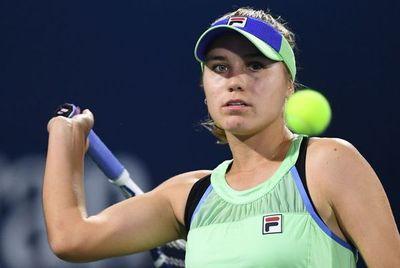 Ganadora del Abierto de Australia cae en 1ª ronda