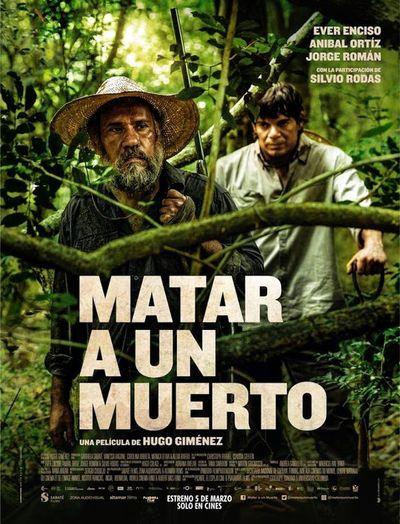 """""""Matar a un muerto"""",presente en Uruguay"""