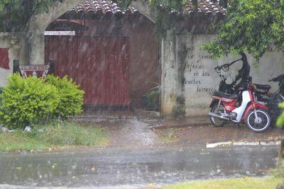 Prevén miércoles con lluvia y con posibles tormentas