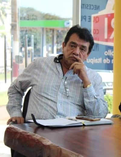 Ministerio Público inicia investigación contra el intendente Rubén Rojas