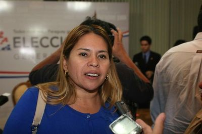 """Basilisa Vázquez: """"Hace rato que venimos denunciando que en el PLRA se dilapida la plata"""""""