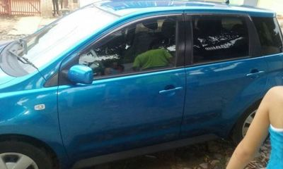Violento asalto: iba a casa con su familia, lo golpearon y le robaron el vehículo y celulares