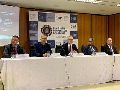 MEGAOPERATIVO CONTRA PEDÓFILOS ACABA CON CASI 40 DETENIDOS EN 5 PAÍSES