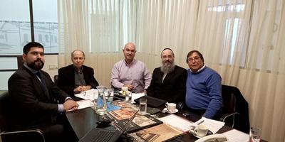 Empresa israelí quiere invertir más de USD 20 millones en planta de hidrógeno en Paraguay