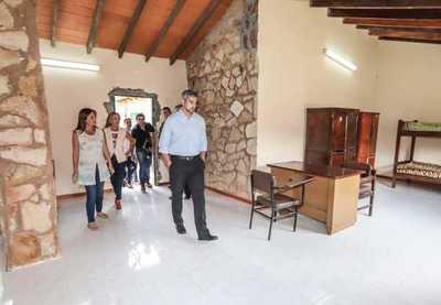 La Senad inaugura su primer centro para tratar adicciones en Piribebuy