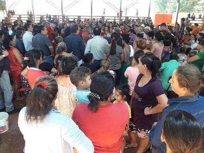 Derlis Cañete realiza reuniones estratégicas en barrios de CDE