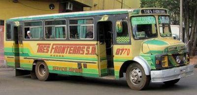 Autoridades incapaces, unidas a irresponsables empresarios del transporte público