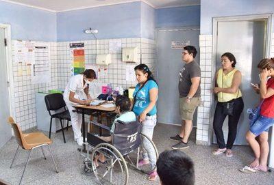 En el IPS se cuadriplicaron las atenciones por cuadros de dengue